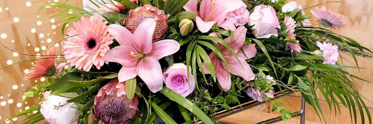 Fleuriste enterrement